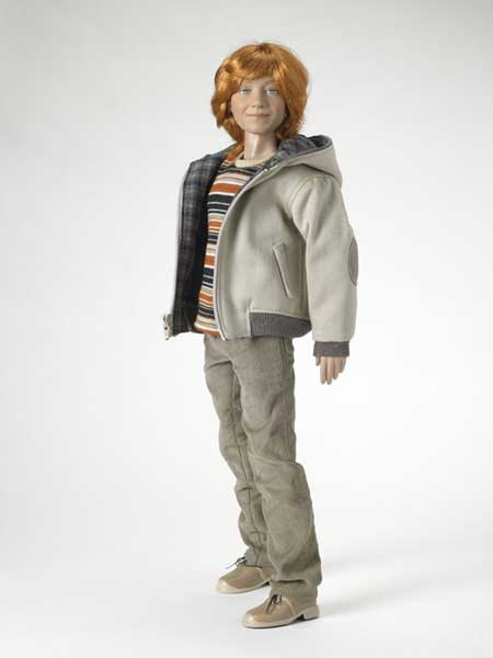 Casual Outfit for Ron Weasley Tonner Doll
