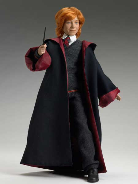 Ron Weasley at Hogwarts Tonner Doll