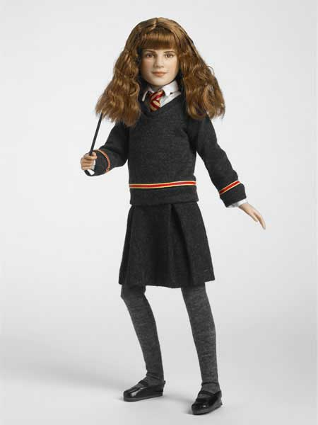 Small Scale Hermione Granger Tonner Doll