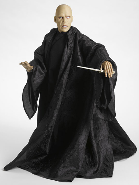 Voldemort in Robes Tonner Doll