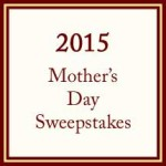Enter the 2015 Harry Potter Mother's Day Sweepstakes!