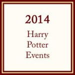 2014 Harry Potter Events