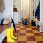 Gryffindor Colored Floor Tiles