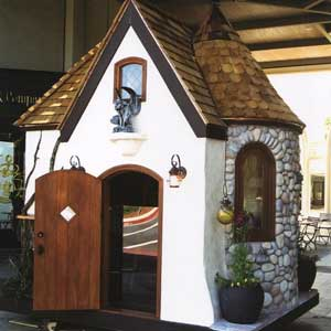 Hagrid's Hut Playhouse