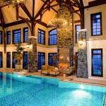Hogwarts Swimming Pool