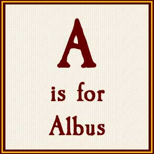 A is for Albus