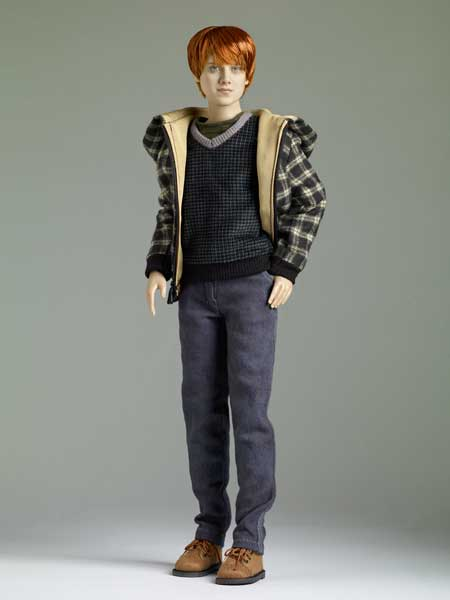 Deathly Hallows Ron Weasley Tonner Doll