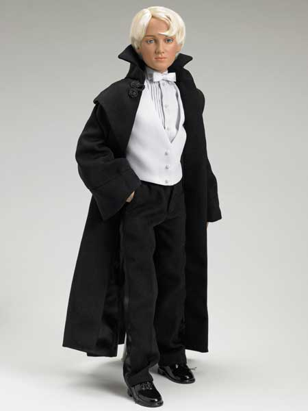 Draco Malfoy at the Yule Ball Tonner Doll