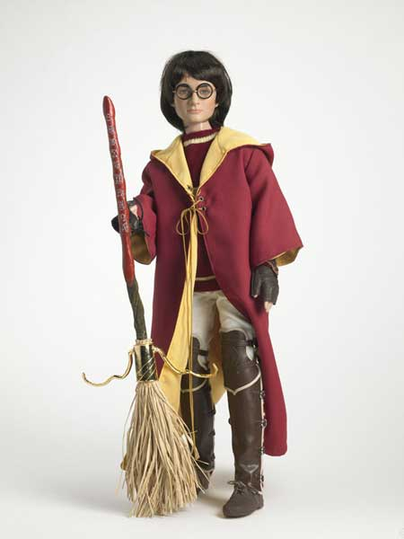 Harry Potter Gryffindor Seeker Tonner Doll