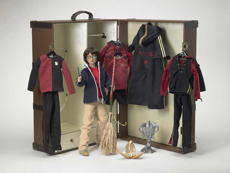 Harry Potter and the Triwizard Trunk Tonner Doll