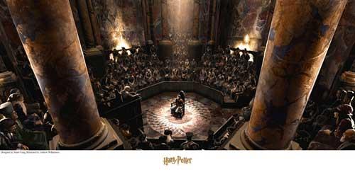 Harry's Trial