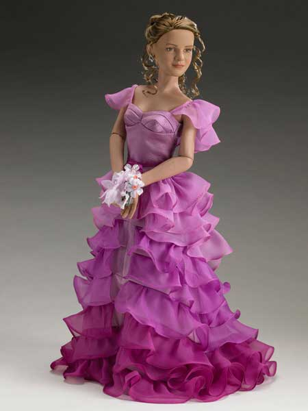 Hermione Granger at the Yule Ball Tonner Doll