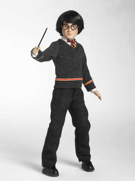 Small Scale Harry Potter Tonner Doll