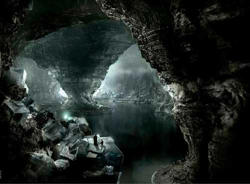The Horcrux Cave