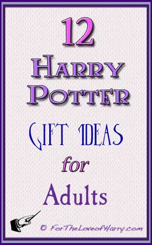 Harry Potter Gifts For Adults For The Love Of Harry