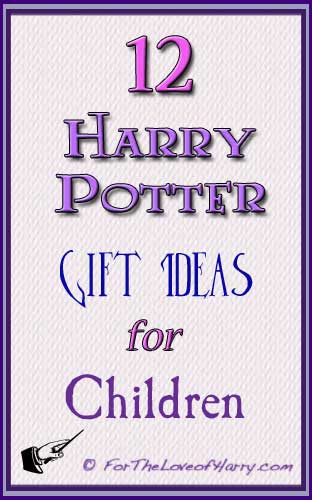 Harry Potter Gifts For Kids For The Love Of Harry