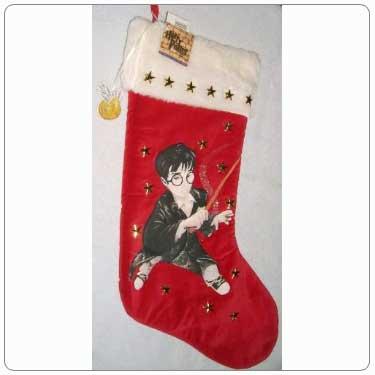 Kurt Adler Harry Potter Stocking