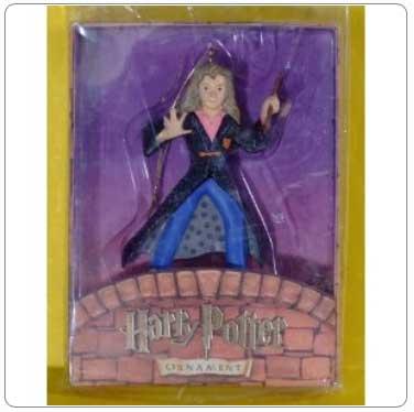 Kurt Adler Resin Hermione Granger Ornament