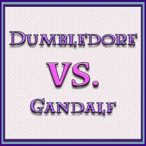 Dumbledore vs. Gandalf
