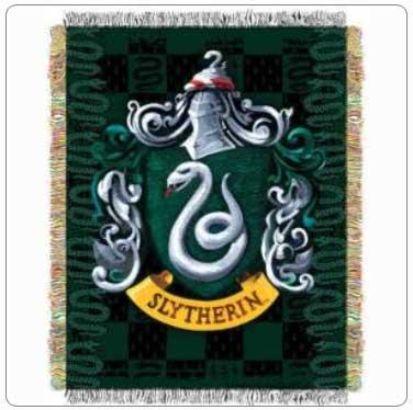 Slytherin Blanket