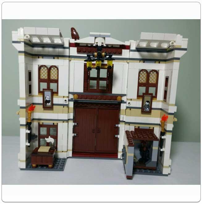 LEGO® Set 10217 – Diagon Alley