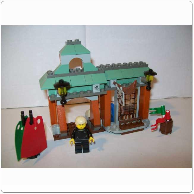 LEGO® Set 4719 – Quality Quidditch Supplies