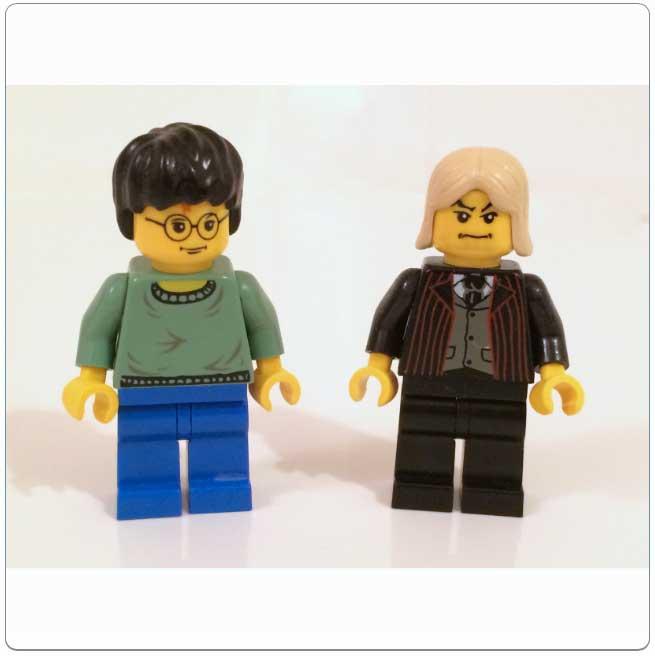 LEGO® Set 4720 – Knockturn Alley
