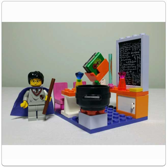 LEGO® Set 4721 – Hogwarts Classroom