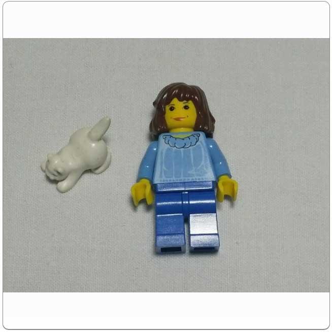 Lego Set 4723 – Diagon Alley