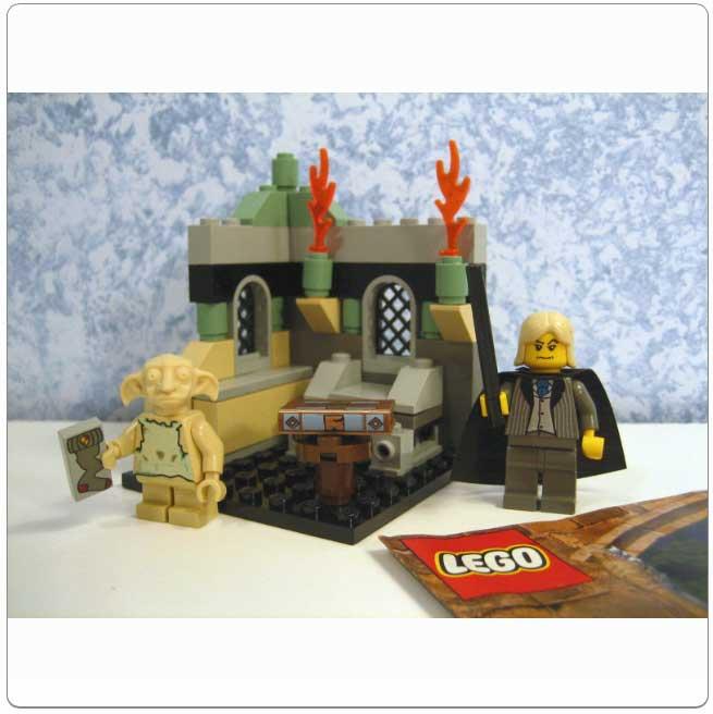 LEGO® Set 4731 – Dobby's Release