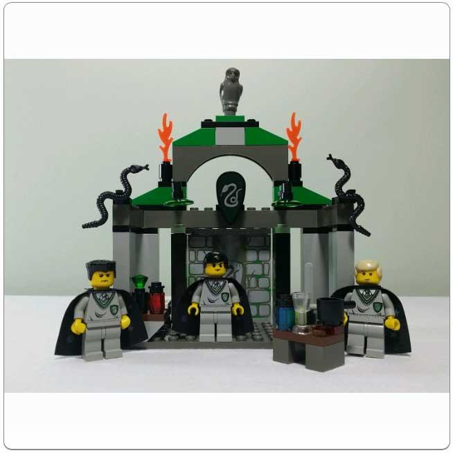 LEGO® Set 4735 – Slytherin