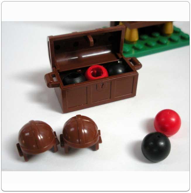 LEGO® Set 4737 – Quidditch Match