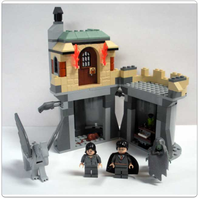 LEGO 4753 MINI FIG // MINI FIGURE HARRY POTTER SIRIUS BLACK