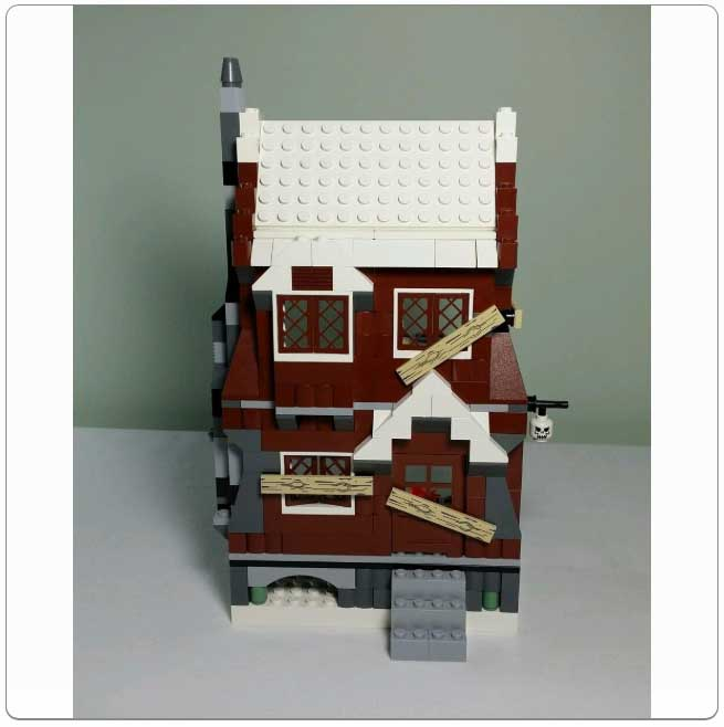 LEGO® Set 4756 – Shrieking Shack
