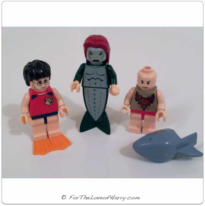 LEGO® Set 4762 – Rescue from the Merpeople