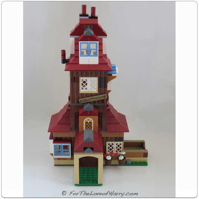 LEGO® Set 4840 – The Burrow