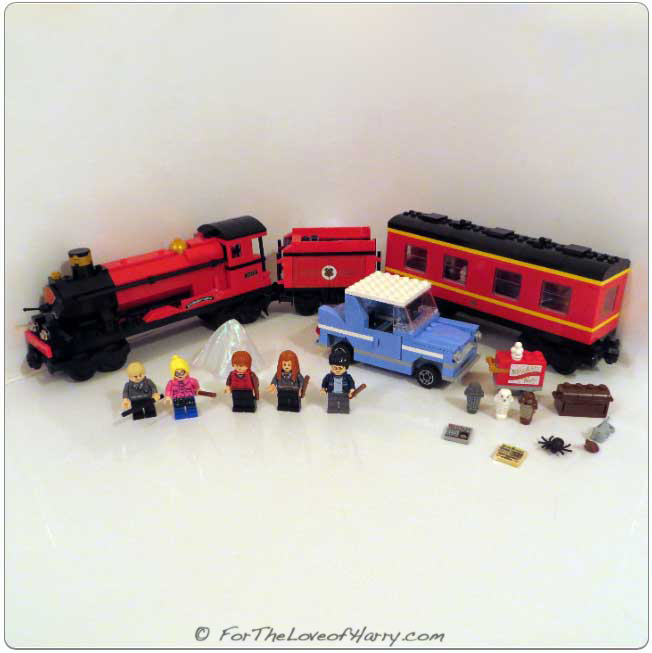 LEGO® Set 4841 – Hogwarts Express (3rd Edition)