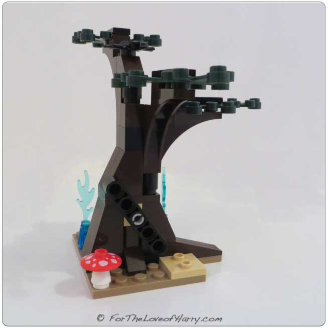 LEGO® Set 4865 – The Forbidden Forest