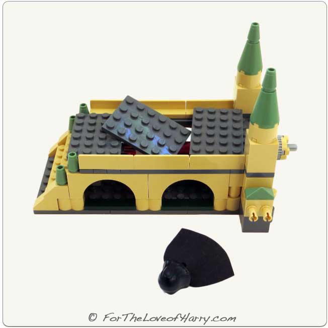 LEGO® Set 4867 – Hogwarts