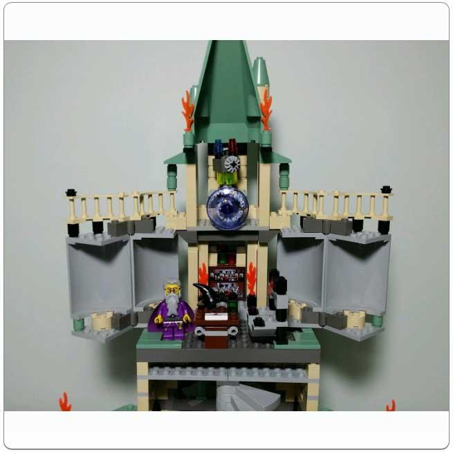 LEGO® Set 4729 - Dumbledore's Office