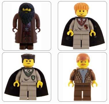 Lego Set HPG02 - Harry Potter Gallery 2