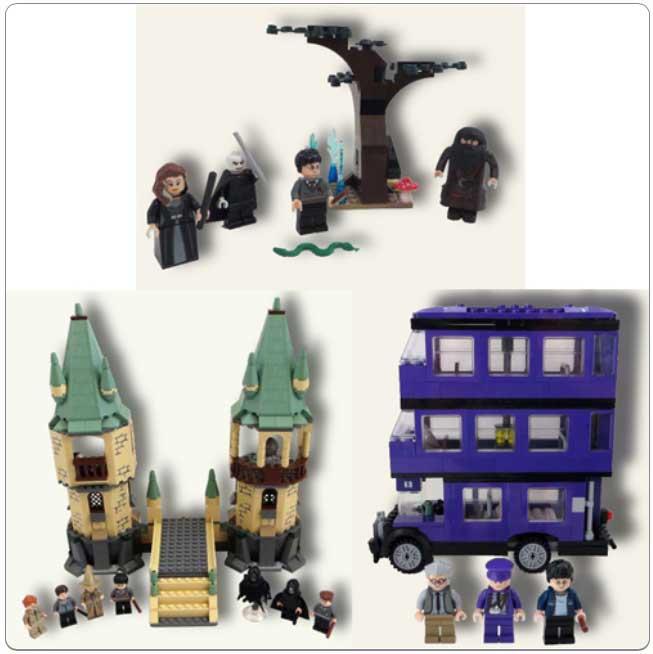 LEGO® Set 5000068 - Harry Potter Classic Kit