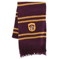 Replica of the Gryffindor scarf worn in the Harry Potter movies.
