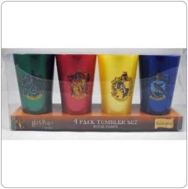 Harry Potter Drinking Glasses
