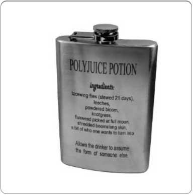 Harry Potter Flask