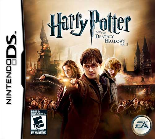 Harry Potter and the Deathly Hallows Part 2 Electronic Arts