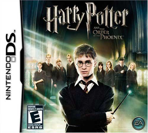 Harry Potter and the Order of the Phoenix Electronic Arts