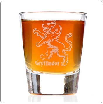 Gryffindor Harry Potter Shot Glass