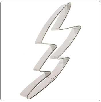 Lightning Bolt Harry Potter Cookie Cutter