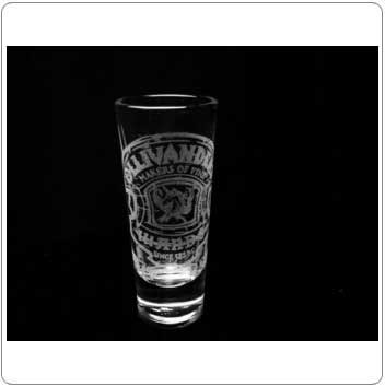Ollivanders Harry Potter Shot Glass